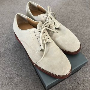NEW! Kenneth Cole Tan Suede Chukka Boot Sz 13